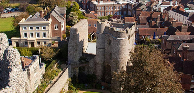 Lewes Castle Museum
