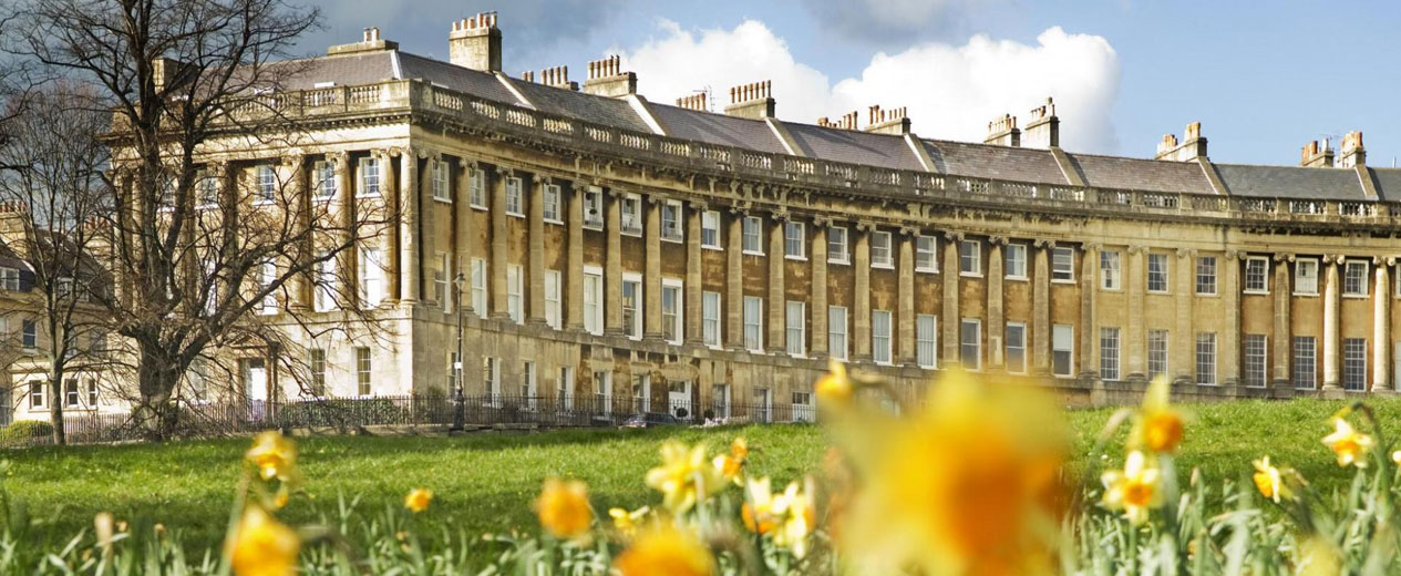 No.1 Royal Crescent Museum