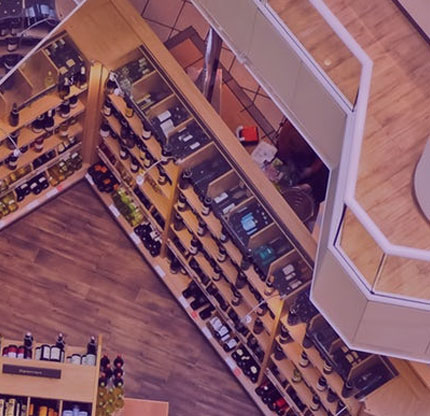 promotional opportunities: a library from above