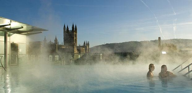 Tres razones fantásticas para visitar Bath