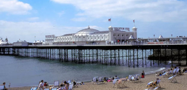 Rail itineraries – Brighton day trip