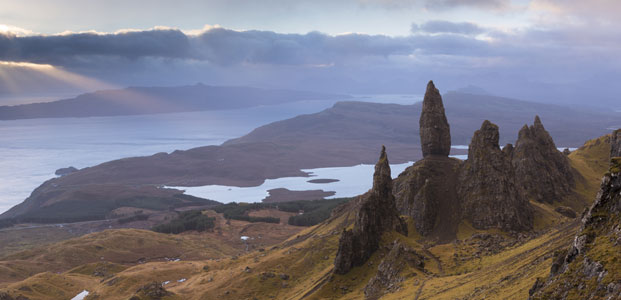 Itinerarios en tren: Aventura Scottish West Highlands