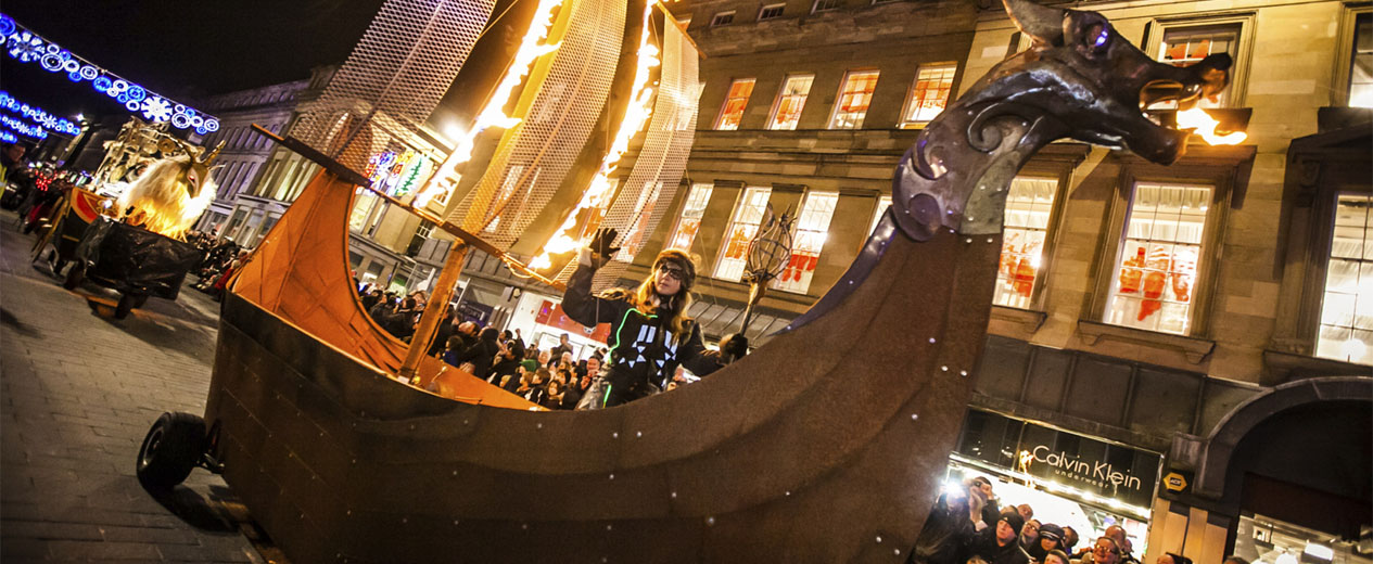 104. NewcastleGateshead Winter Festival NYE Winter Carnival