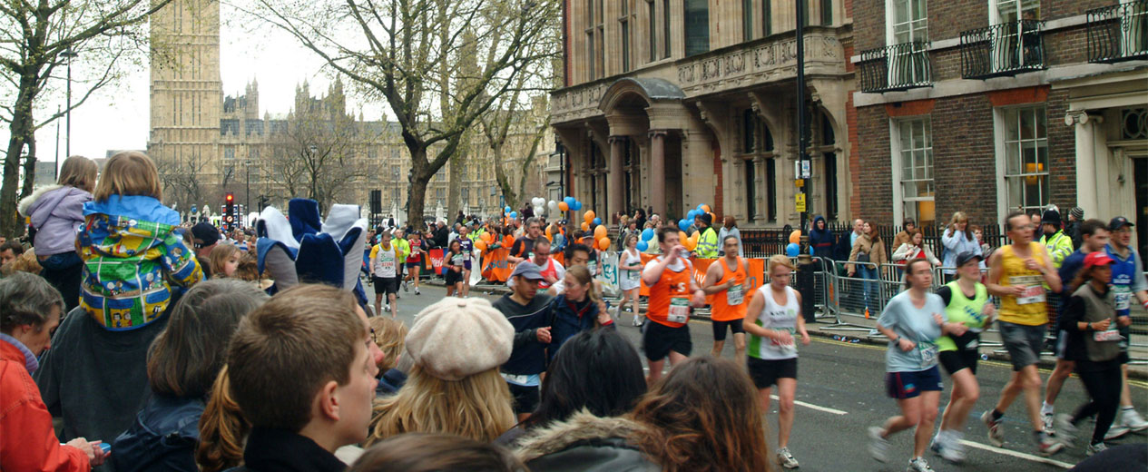 22. Virgin London Marathon