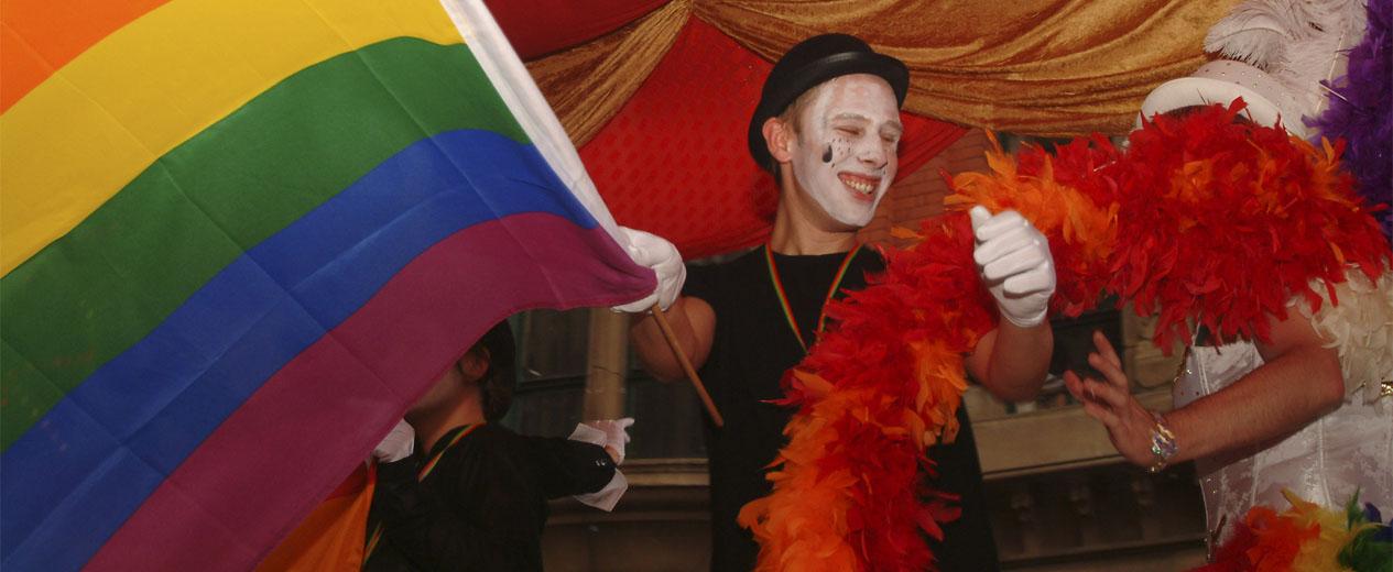33. Birmingham Gay Pride