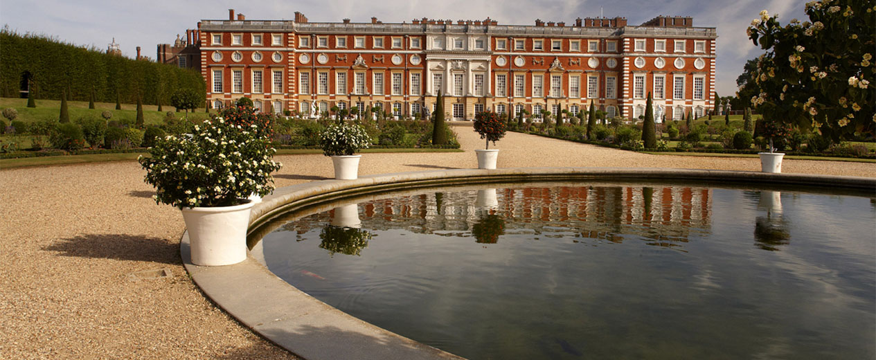 49. Hampton Court Palace Flower Show