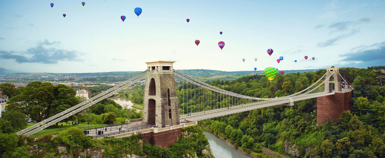 70. Bristol International Balloon Fiesta