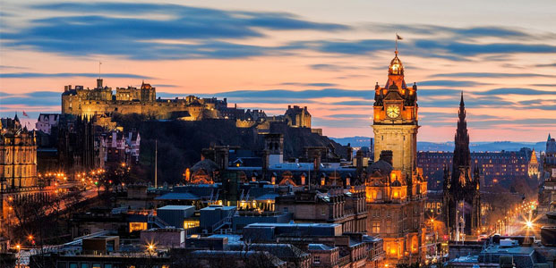 Edinburgh, Inverness, Isle of Skye feature