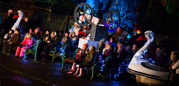 NewcastleGateshead Winter Festival: Enchanted Parks – Evento per i consumatori