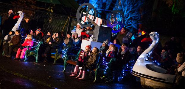 Зимний фестиваль в Ньюкасле-Гейтсхеде: Enchanted Parks – событие для широкой публики