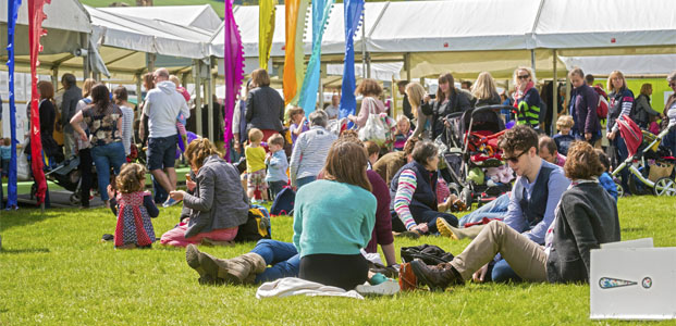 Hay Festival of Literature and Arts – Consumer Event