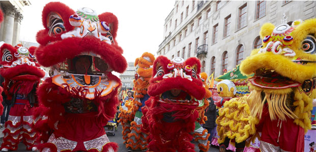 Chinese New Year – Consumer Event