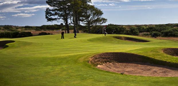 Открытый чемпионат по гольфу – событие для широкой публики