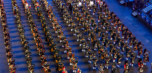 Royal Military Tattoo – Endkundenveranstaltung
