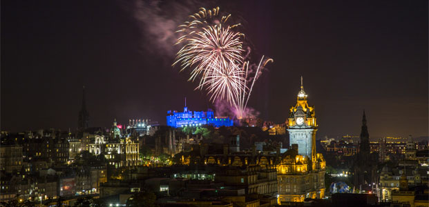 Edinburgh International Festival – Endkundenveranstaltung