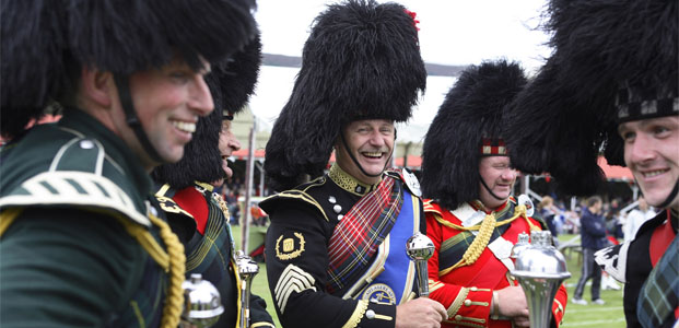 Слет Braemar Gathering в Бреморе – событие для широкой публики