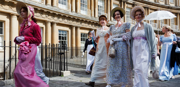 Featured 84. Jane Austen Festival