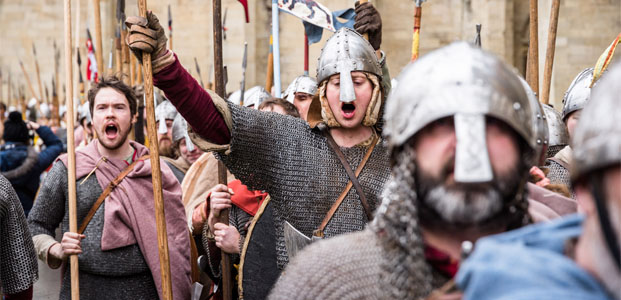 Festival Jorvik Viking – Événement grand-public
