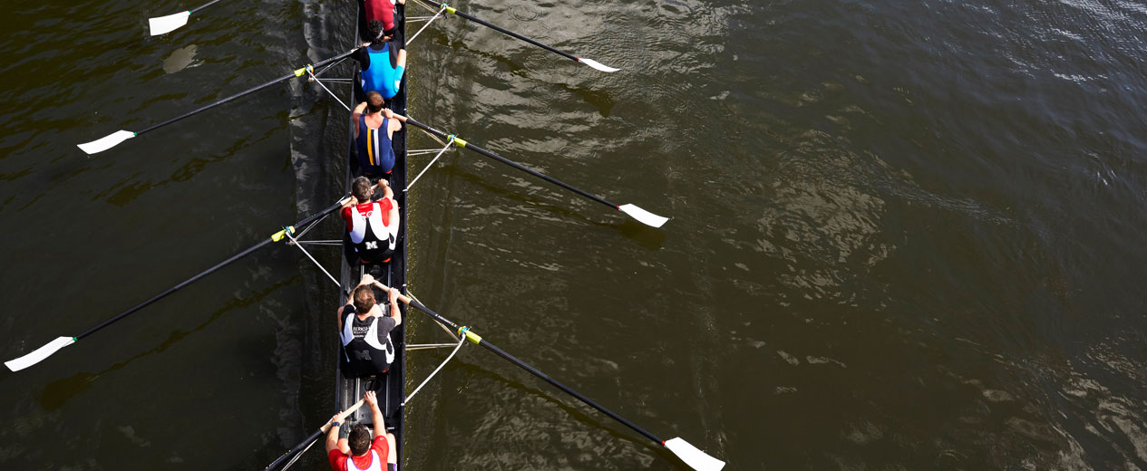 17. The Oxford Boat Race