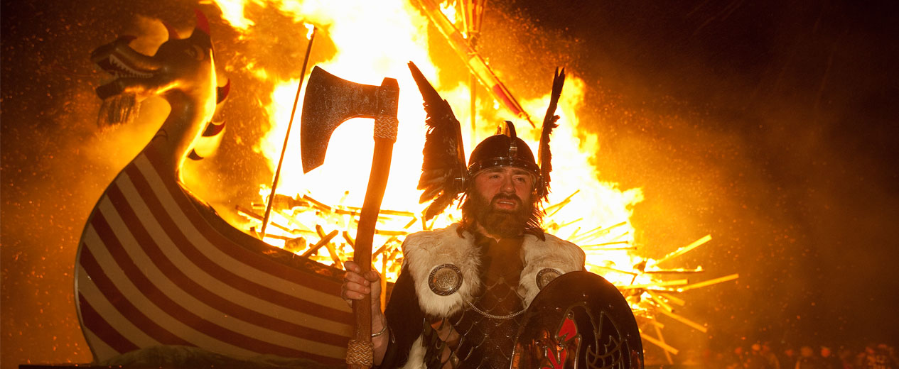 Up Helly Aa – Consumer Event