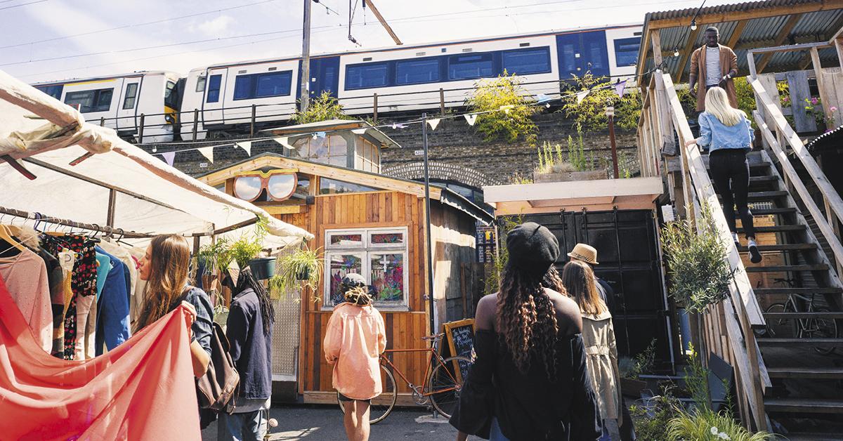 Join the World («Вместе с миром») – маркетинговая кампания VisitBritain для популяризации внутреннего туризма: новая кампания