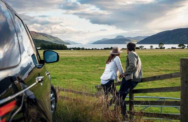 Great Inverness Loch Ness Fonds – Neue Kampagne