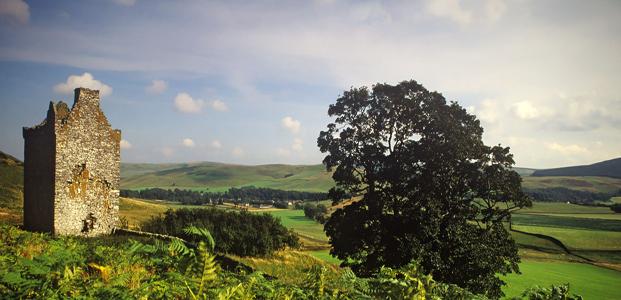 Escocia: región