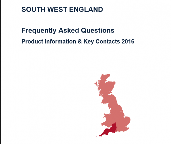South West England FAQ