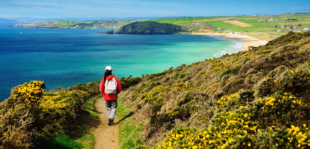 The South West Coast Path, Devon & Cornwall