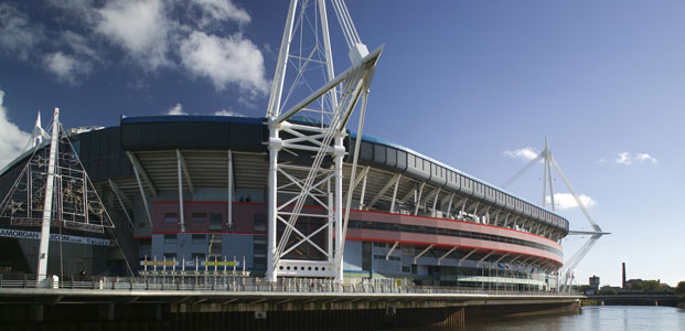 The Principality Stadium, Cardiff, Wales