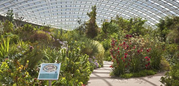 National Botanic Garden of Wales, Wales