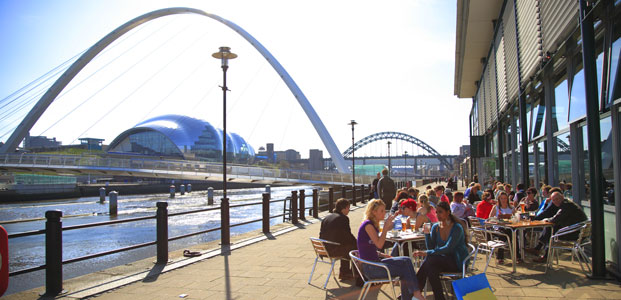 Newcastle Quayside, Newcastle