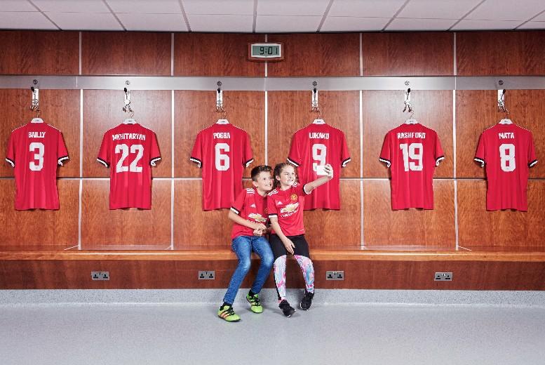 Manchester United Museum Tour Centre Trade Visitbritain Com