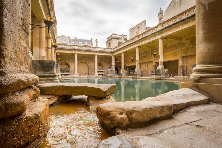 The Roman Baths | trade.visitbritain.com