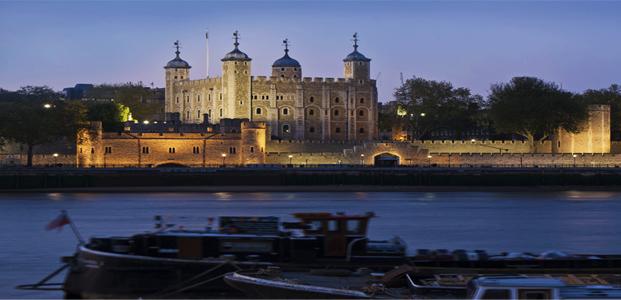 英格兰王室宅邸-一日游