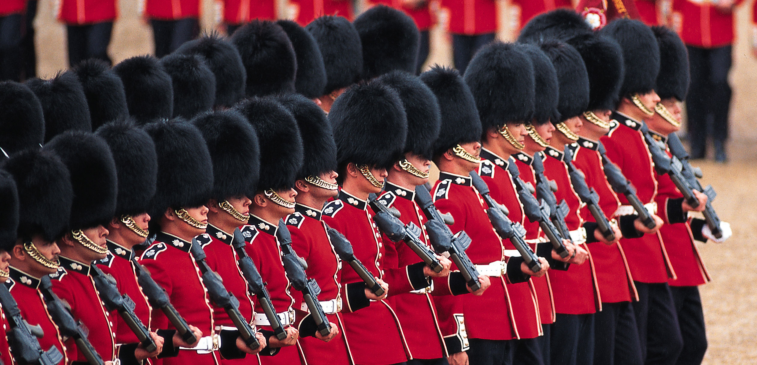 Trooping The Colour – Endkundenveranstaltung