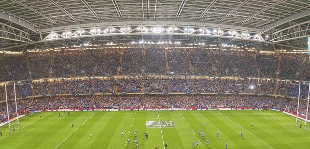 Torneo de Rugby de las Seis Naciones patrocinado por el RBS – Evento para el consumidor