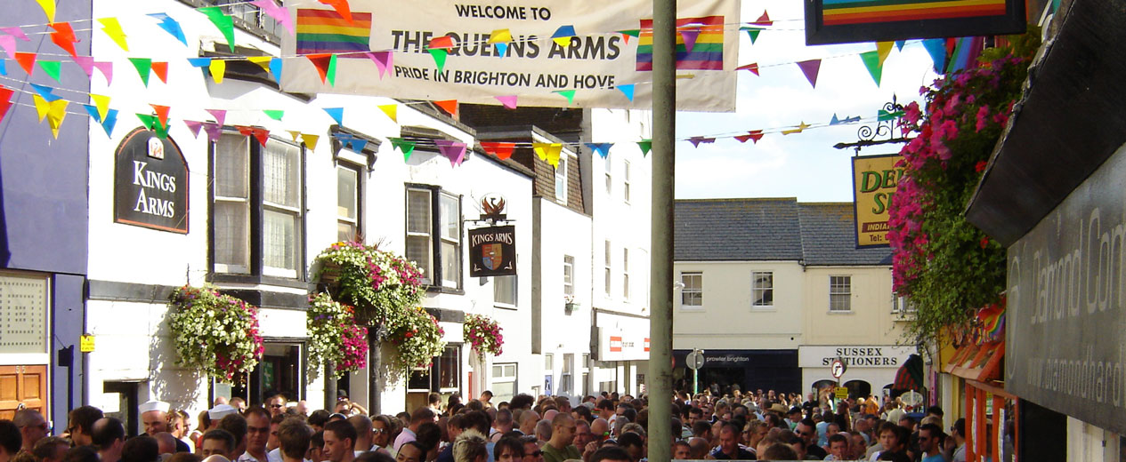 brighton pride header