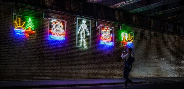 爱丁堡艺术节 – 消费者活动