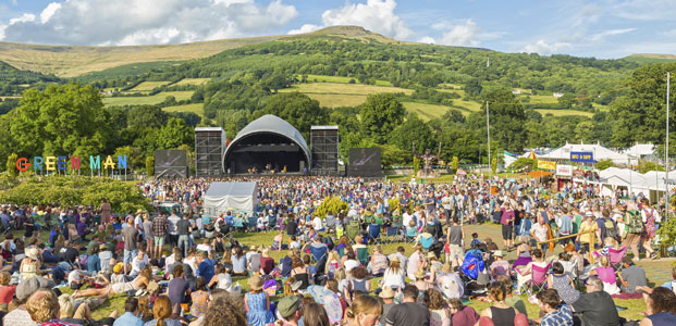 Green Man Festival – Consumer Event