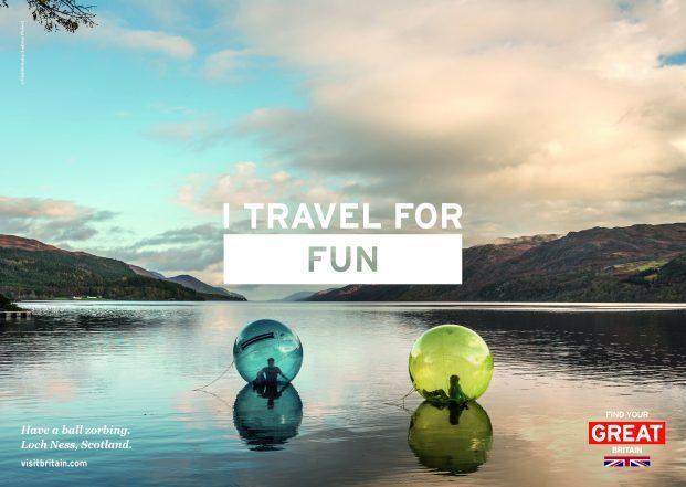 VisitBritain veröffentlicht eine neue globale Kampagne, um den Tourismus in Großbritannien zu fördern– Neue Kampagne