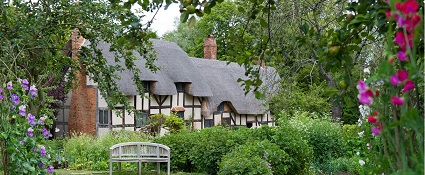 Shakespeare's wife house