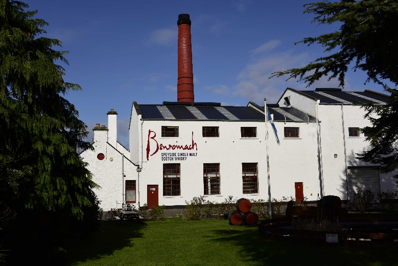 Benromach-Distillery-Exteri