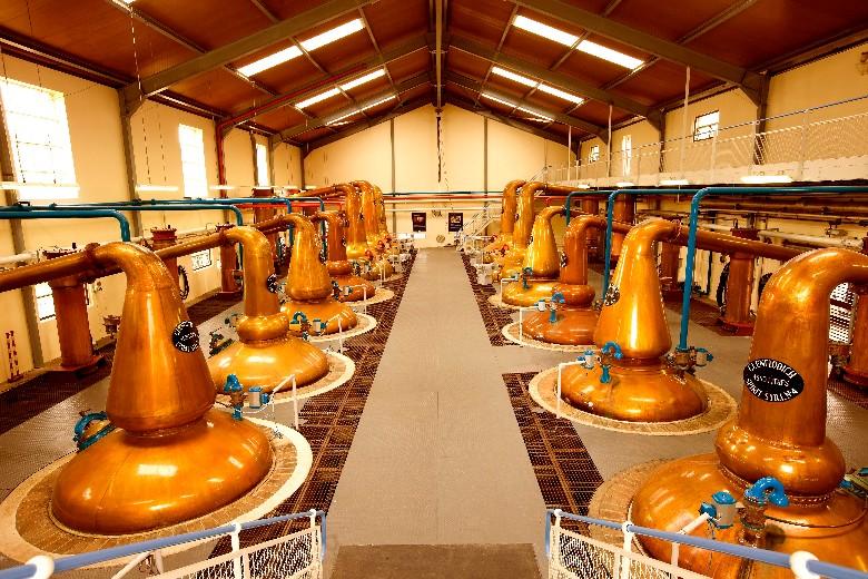 Glenfiddich-Distilling