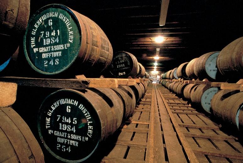 Glenfiddich-Warehouse