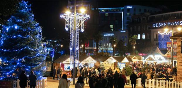 Christmas Tree Wonderland.Christmas Tree Wonderland Trade Visitbritain Com Trade