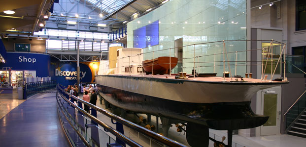 VE20721 Newcastle Great Museum of the North