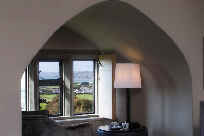 Roch-Castle-Ap-Gruffydd-Bedroom-View