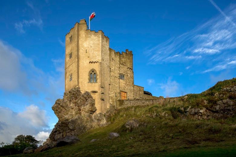Roch-Castle-Pembrokeshire