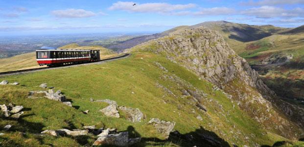 Snowden Mountain Railway